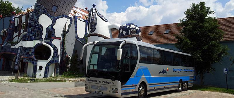 Vereins- und Firmenausflüge mit berger's reisen Omnibus & Touristik oHG - Ihrem Busunternehmen im Münchner Osten