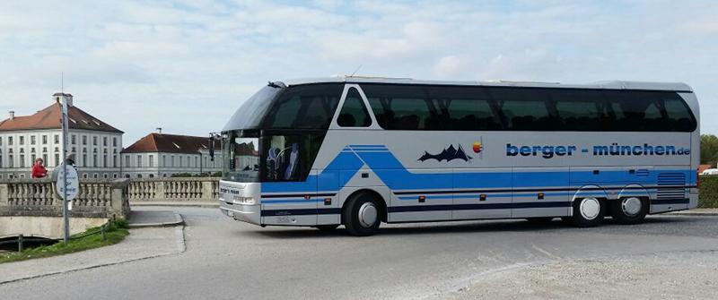 Stadtrundfahrten mit berger's reisen Omnibus & Touristik oHG - Ihrem Busunternehmen im Münchner Osten