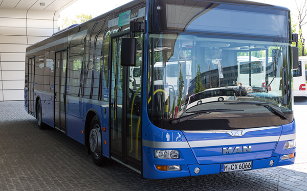 Linienbusse von berger's reisen Omnibus & Touristik oHG - Ihrem Busunternehmen im Münchner Osten