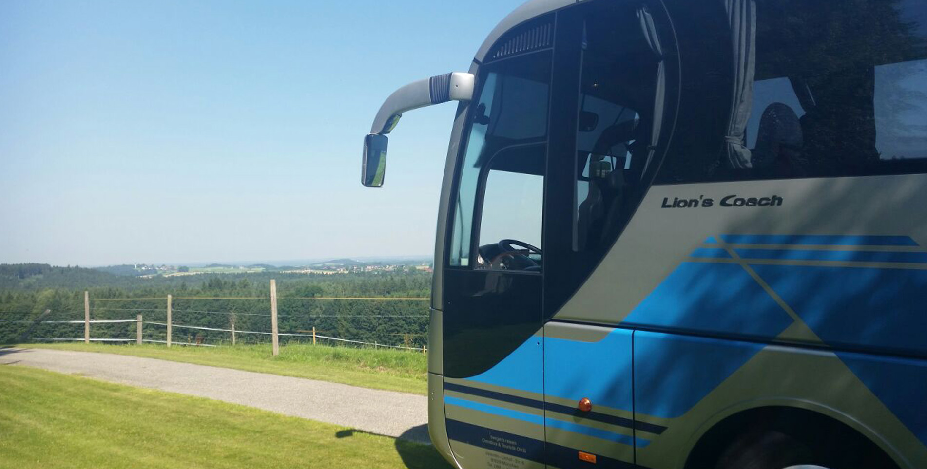 Ausflüge mit berger's reisen Omnibus & Touristik oHG - Ihrem Bus- und Reiseunternehmen im Münchner Osten