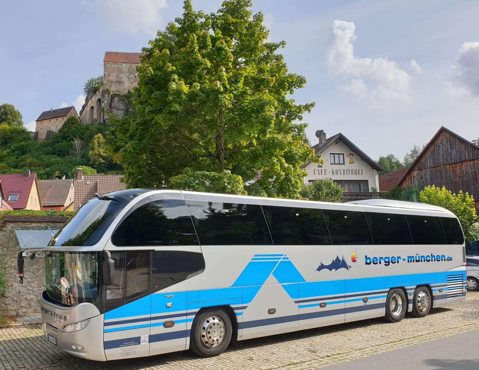 berger's reisen Omnibus & Touristik oHG